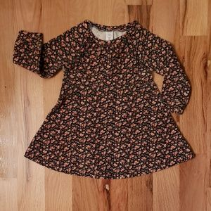 Baby GAP Chintz Floral Jersey Knit Dress